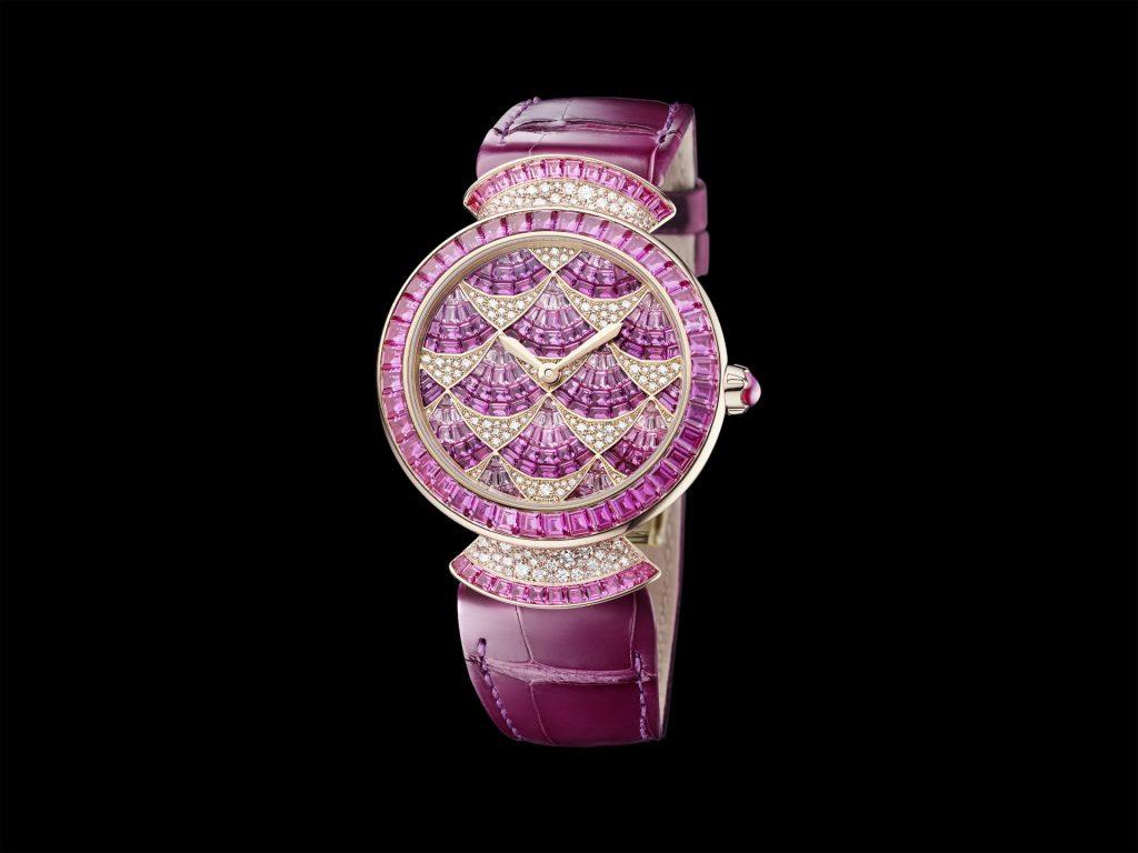 Bulgari Divina Mosaica Pink Sapphire