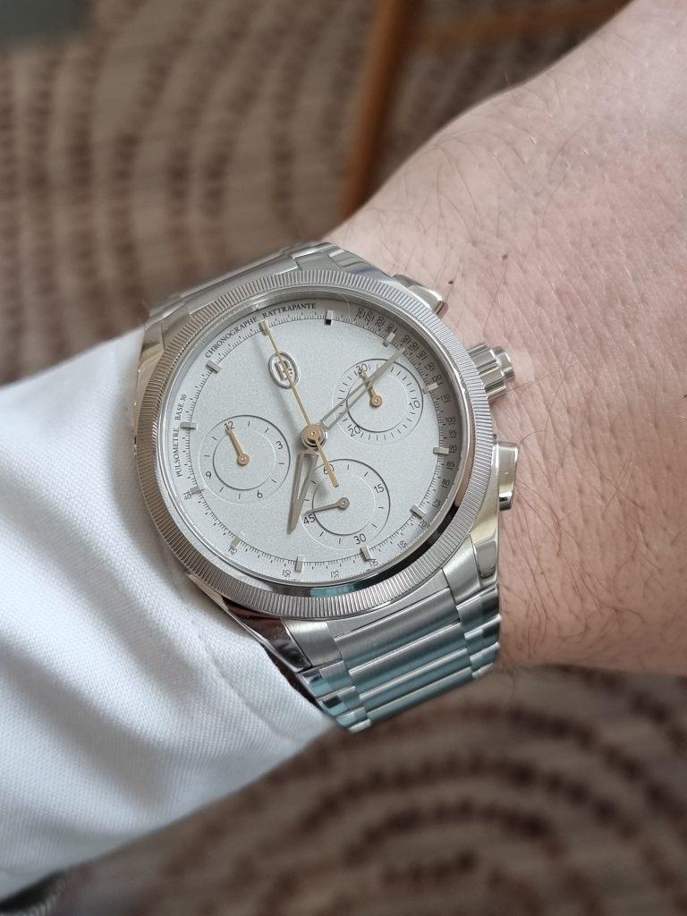 Parmigiani platinum chronograph