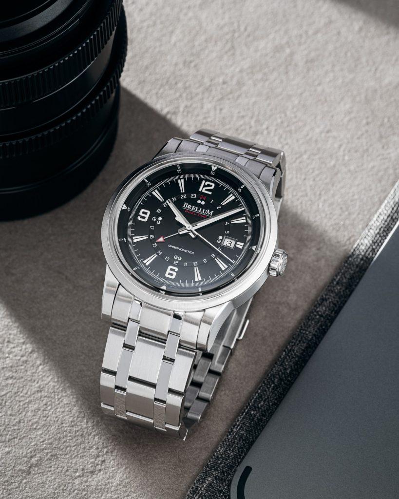 Brellum Wyvern GMT Chronometer