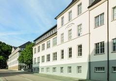 The Lange I building after the renovation, image taken in 2013