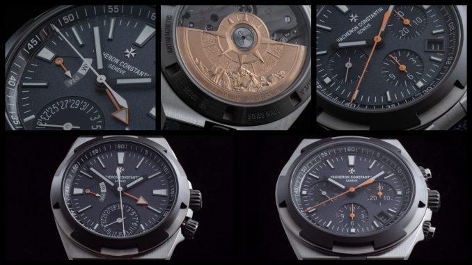 "Vacheron Constantin Overseas Limited Editions ""Everest"""