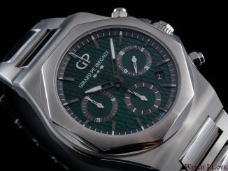 Girard-Perregaux Laureato Chronograph Aston Martin Edition