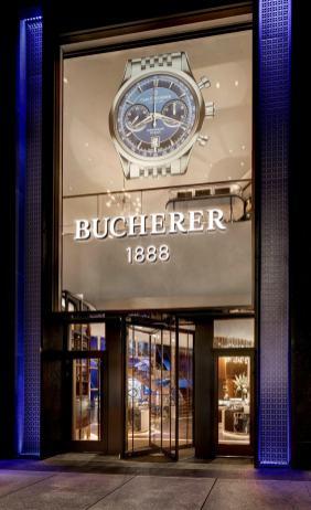 Carl F. Bucherer boutique New York
