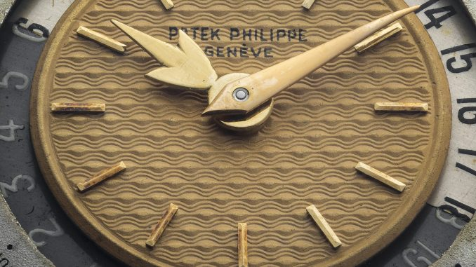 Patek Philippe Ref 2523