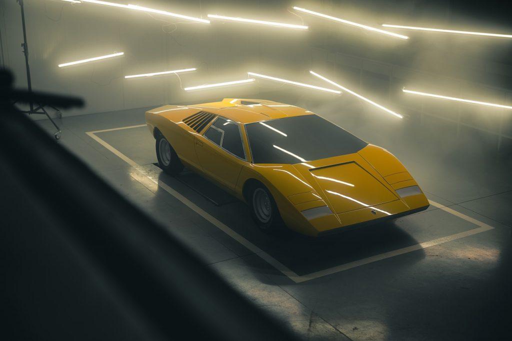 Lamborghini Countach LP500