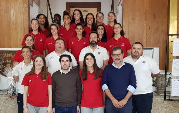 Basquetebol. Selecção feminina prepara europeu em Terras de Bouro