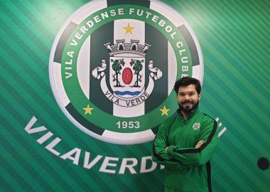 Miguel Carvalho é o novo treinador da equipa de juniores