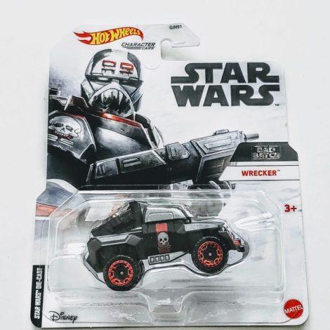 Hot Wheels 2021 Star Wars Character Cars Bad Batch The Wrecker GRM28
