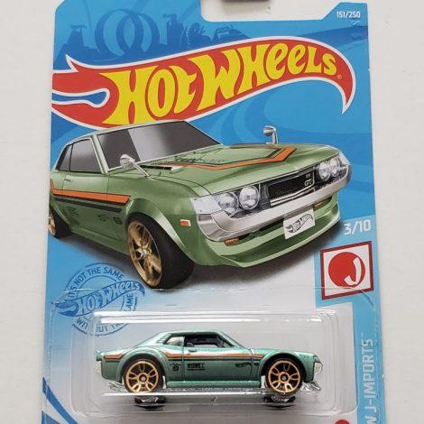 Hot Wheels HW J-Imports 1970 Toyota Celica GTB03