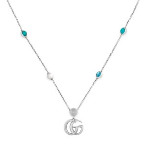 Gucci GG Marmont Necklace YBB52739900100U_0