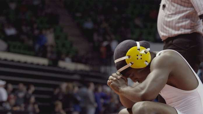 wrestle kid