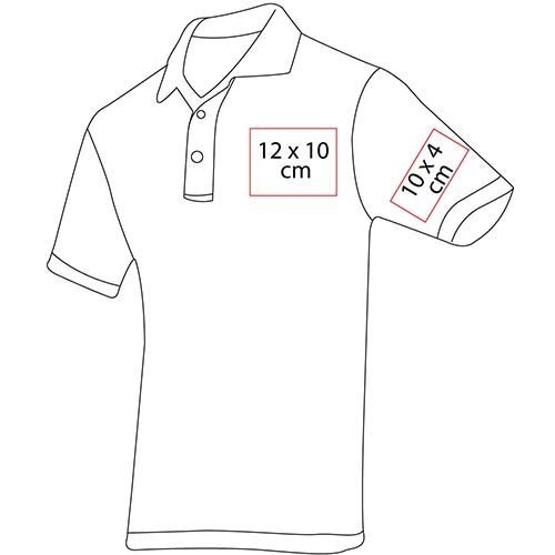 7e3a554701f56 Playera Polo Lutry PLY 009 A-CH - Promonova
