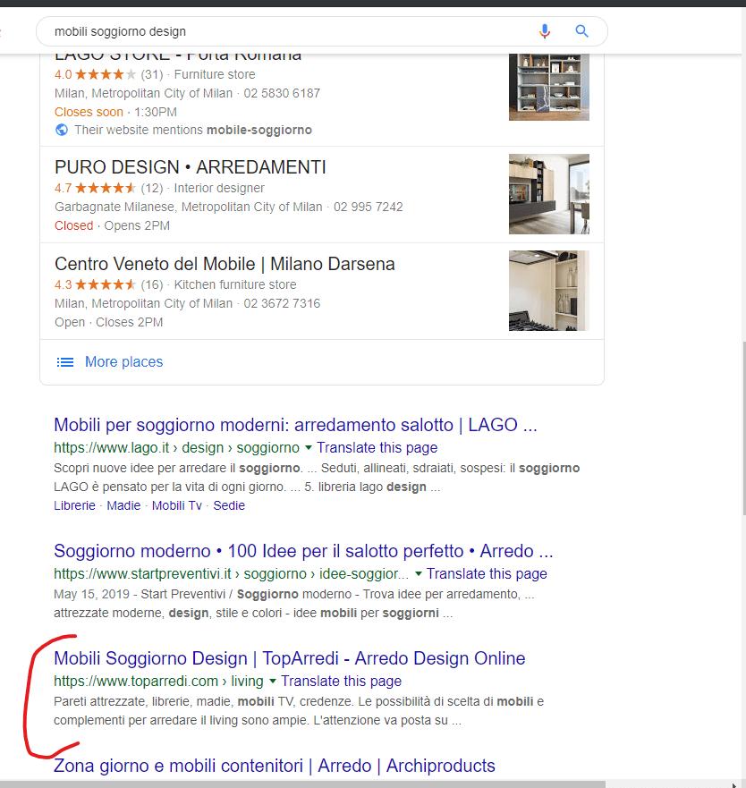 Gli eleganti mobili per tv sono perfetti per arredare il tuo home cinema. How Much Ranking Position Can Bel Lost With A Domain Change Google Search Central Community