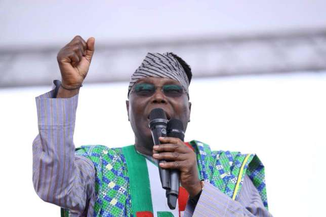Image result for I am shocked by INEC's action —Atiku