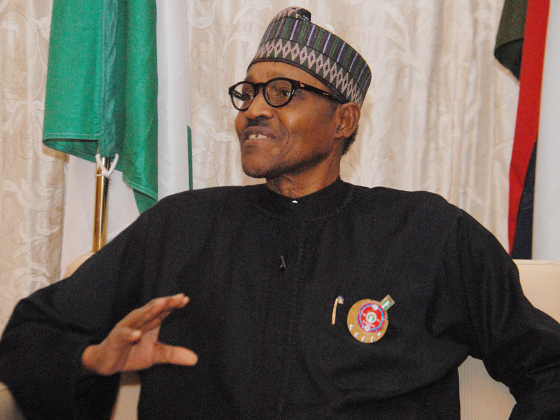 Nigeria Launched  'Not for Sale' Campaign to Address Menace of Human Smugglers, Says Buhari