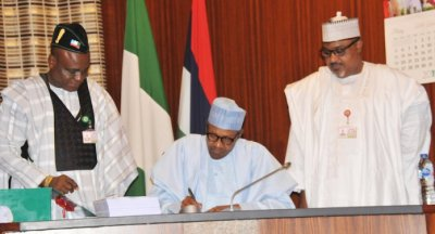 Waiting Anxiously for Buhari's Ministers 1