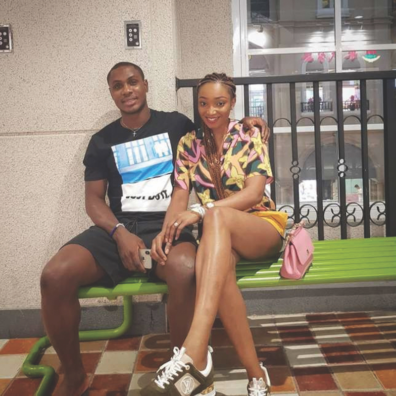 ODION IGHALO AND SONIA The Controversy LingersTHISDAYLIVE
