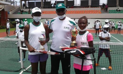 Ogunsakin Brothers Dominate 2020 CBN Jnr Tennis Championships - THISDAYLIVE
