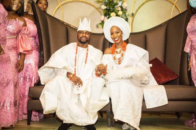 Adebola Williams wife