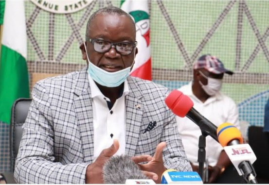 Ortom petitions IG about the assassination attempt