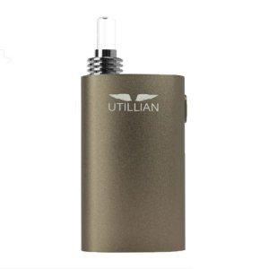 Utillian 420 Vaporizer Titanium Color