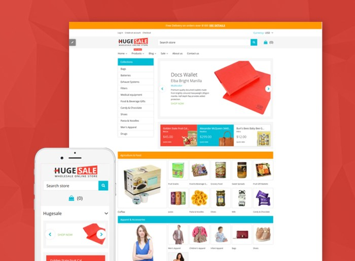 Huge Sale Shopify Theme