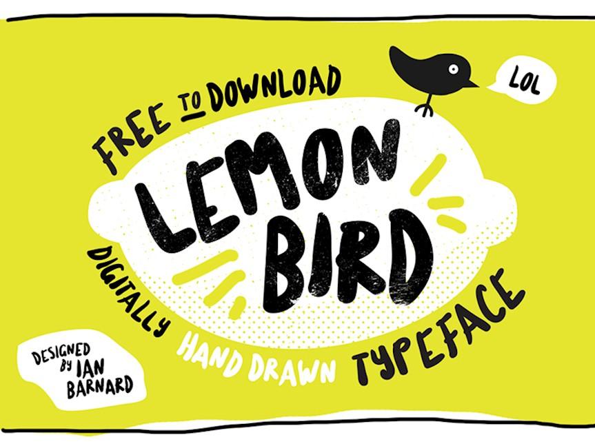 lemon-bird