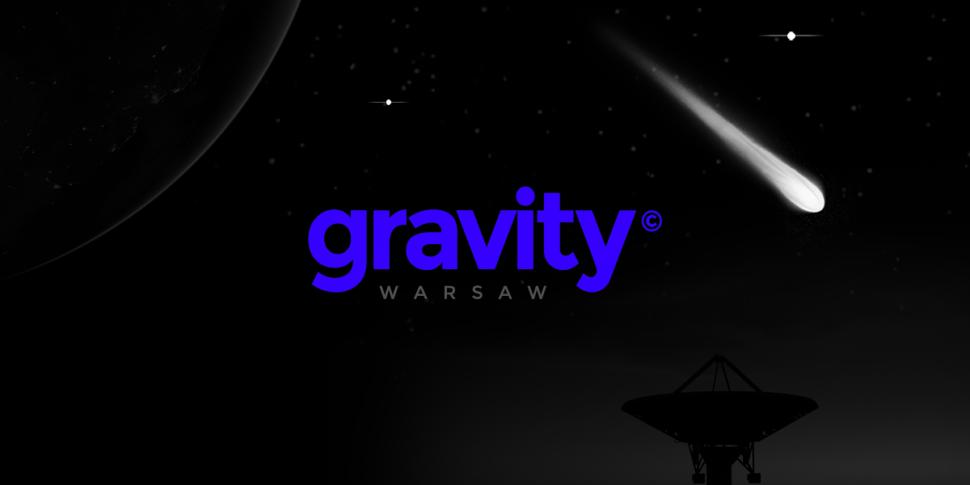 gravity warsaw