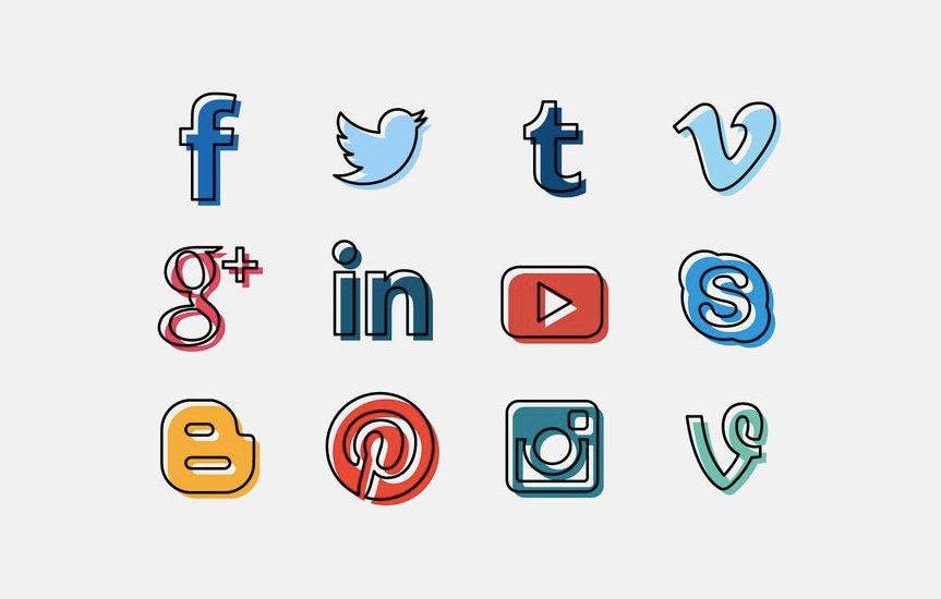 vector-social-media-logo-icon