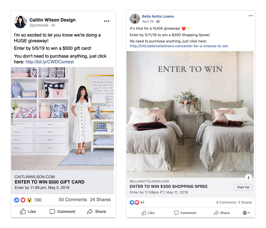 The 7 Best Practices to Running Facebook Giveaways to Guarantee Maximum  Leads