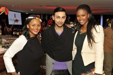 Nobuntu Dlamini, Ridwan Aboobaker & Rosette Mogomotsi