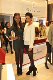 Rosette Mogomotsi & Precious Makgeretsa
