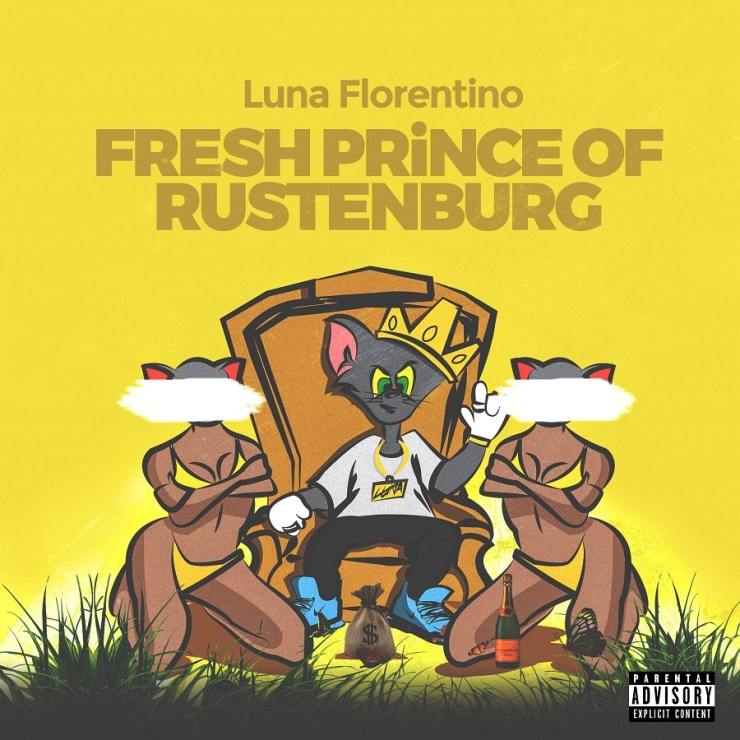 Luna Florentino has started the roll-out for #FreshPrinceOfRustenburg