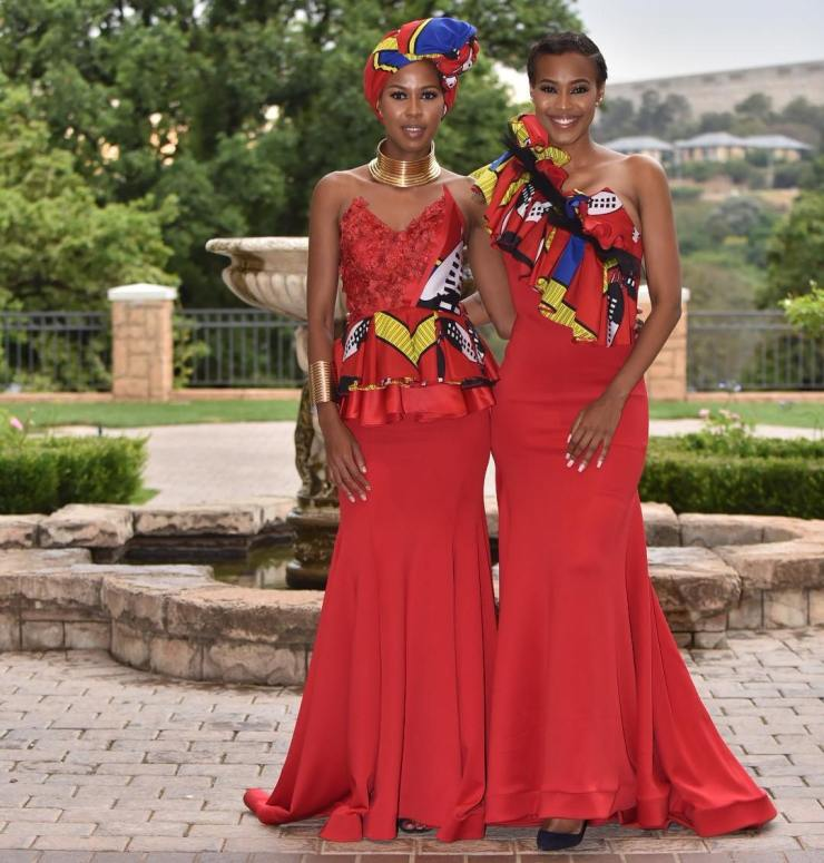 IN PICTURES: Tshepi Vundla and Mawe Are Celebrity Sibling Goals