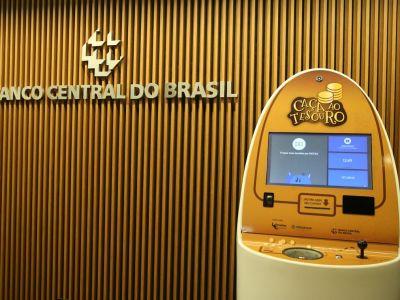 Banco Central vende US$ 200 milhões à vista no mercado