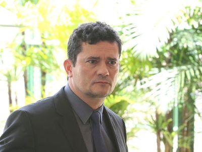 O ministro da Justiça, Sérgio Moro.
