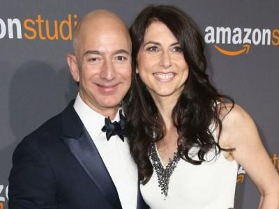Mackenzie Bezos Amazon