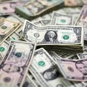 Dólar encerra em queda de 0,086% cotado a R$ 4,2023