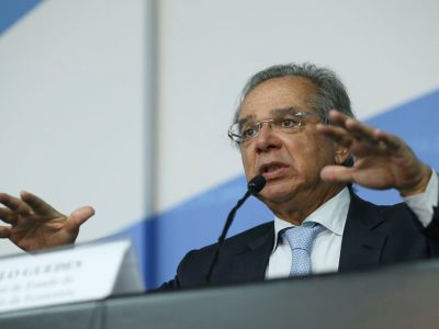 FGTS - Paulo Guedes