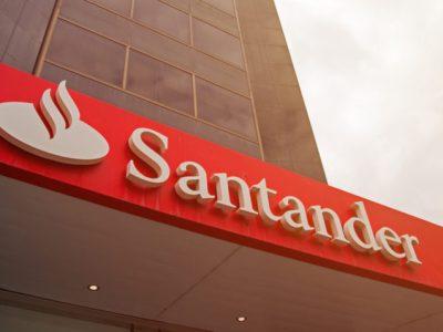 Santander lançará plataforma para oferecer crédito com garantia