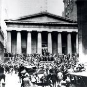 Crise de 1929: Quebra da Bolsa de Nova York completa 90 anos