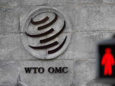 OMC aponta que comércio mundial permanece em ritmo de queda