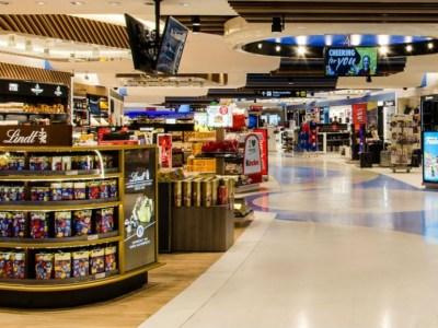 Governo aumenta limite de compras em free shops para US$ 1 mil