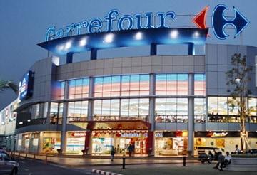 Carrefour Thailande