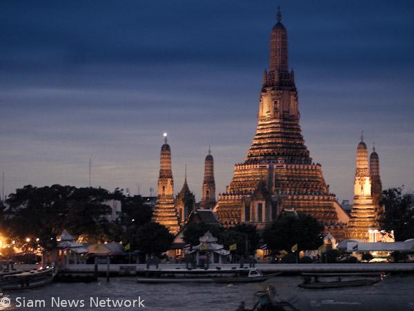 war arun dawn temple