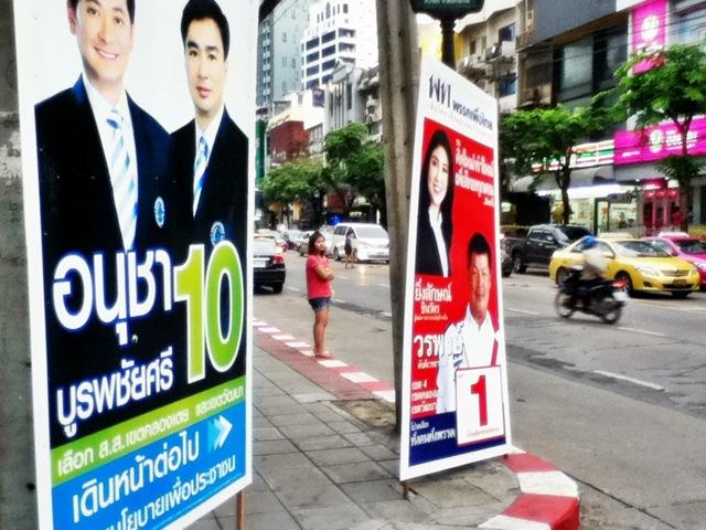 posters bangkok