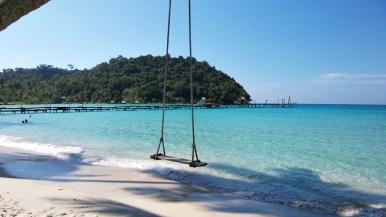La plage d'Ao Phrao