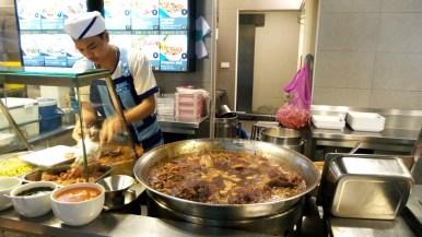 Le traditionnel Kao Ka Moo