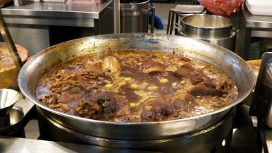 Le traditionnel Kao Ka Moo : pas très beau à voir, mais très bon à déguster