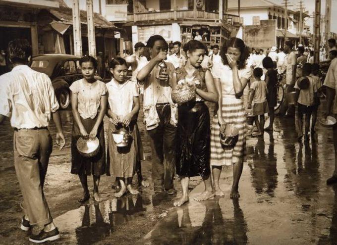 Songkran: retour aux origines du nouvel an thaï